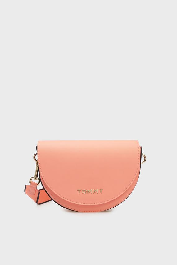 Женская оранжевая сумка через плечо STAPLE SADDLE