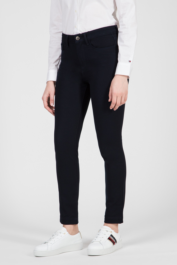 Женские темно-синие брюки JAZLYN