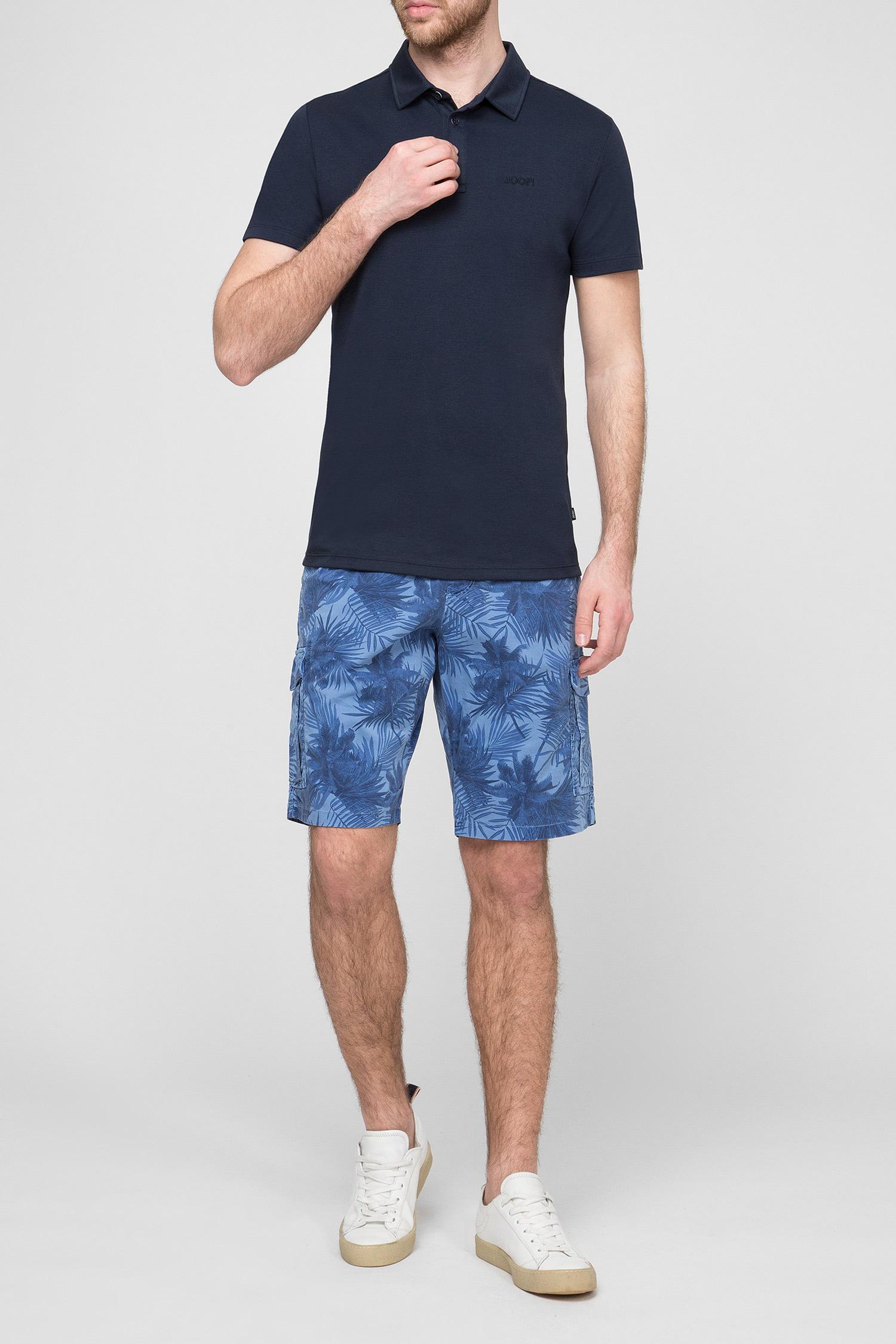 Мужские голубые шорты RAVY Joop