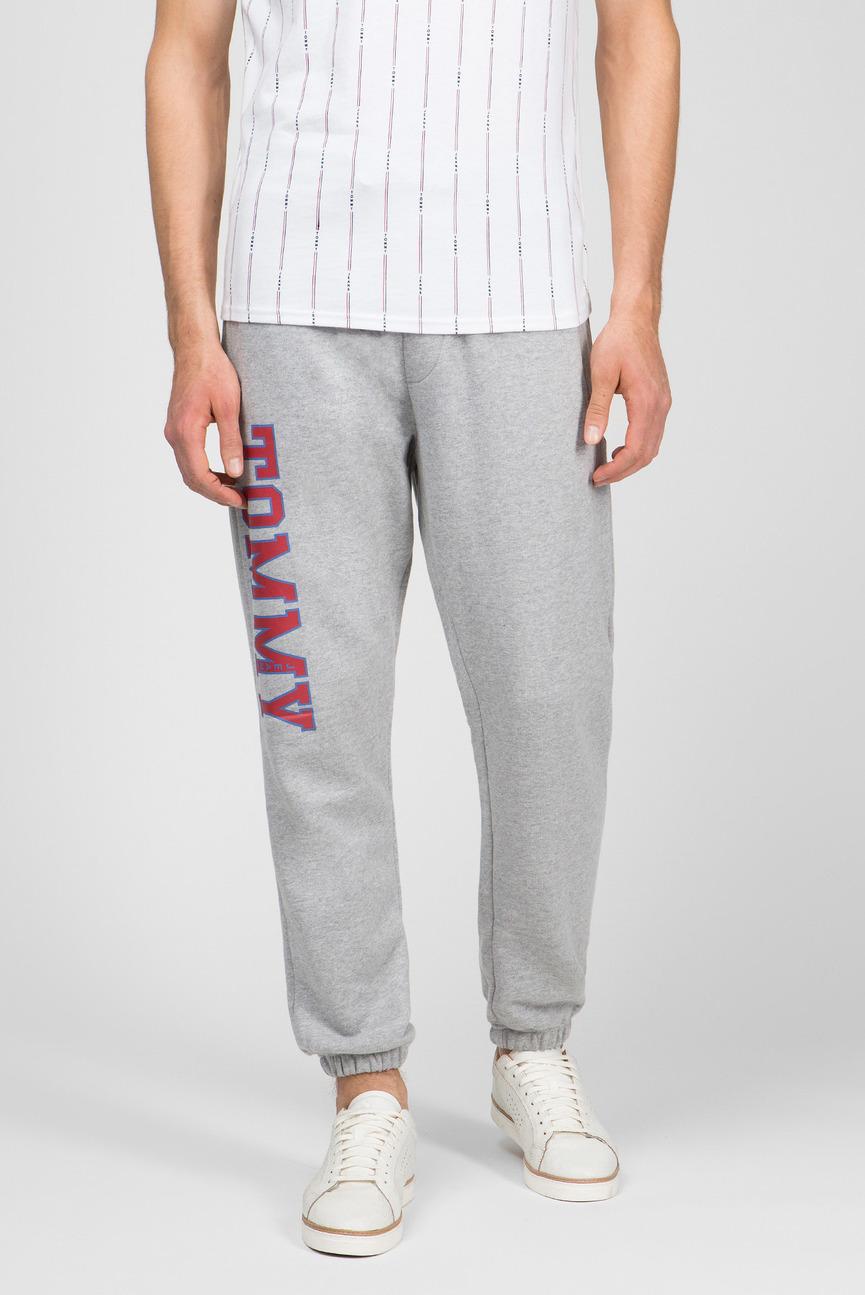 Мужские серые спортивные брюки ESSENTIAL COLLEGE