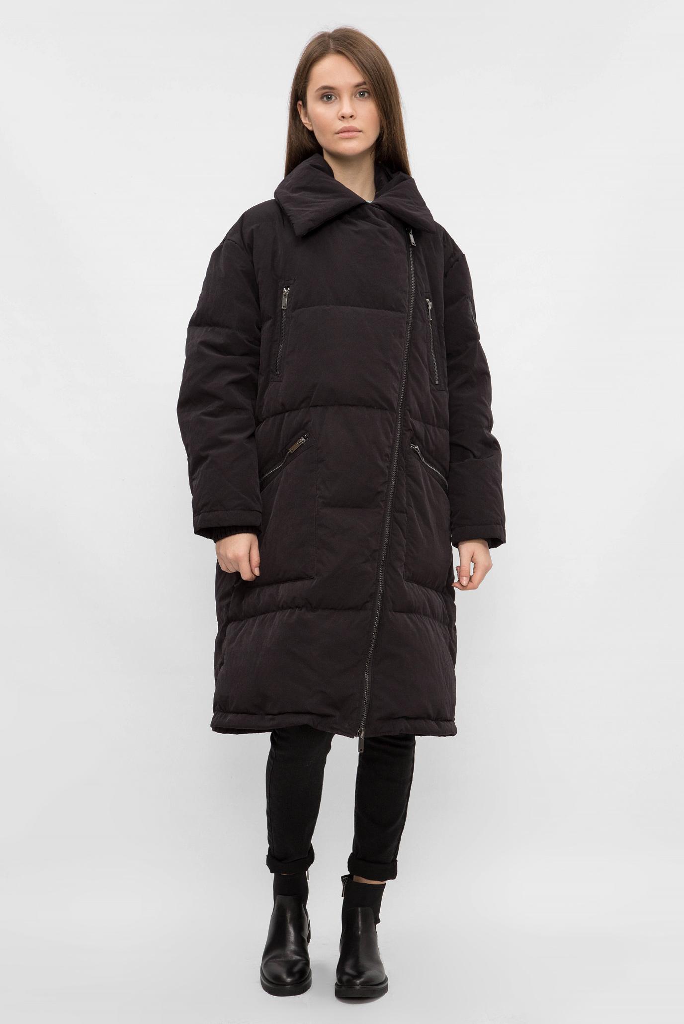 Купить Женский черный пуховик Preppy Preppy PWOUTPWR0003 – Киев, Украина. Цены в интернет магазине MD Fashion