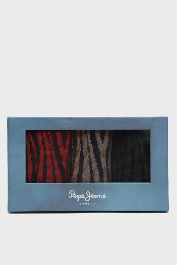 Женские хлопковые носки ZIA (3 пары)