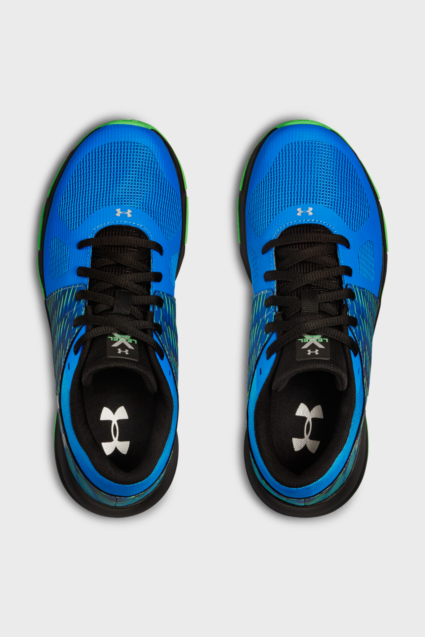 Under Armour Kids Grade School X Level Prospect Syn Sneaker