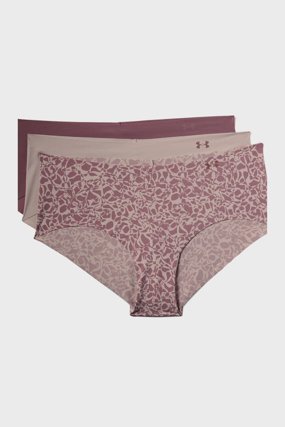 Женские розовые трусики (3 шт) PS Hipster 3Pack Print-PNK