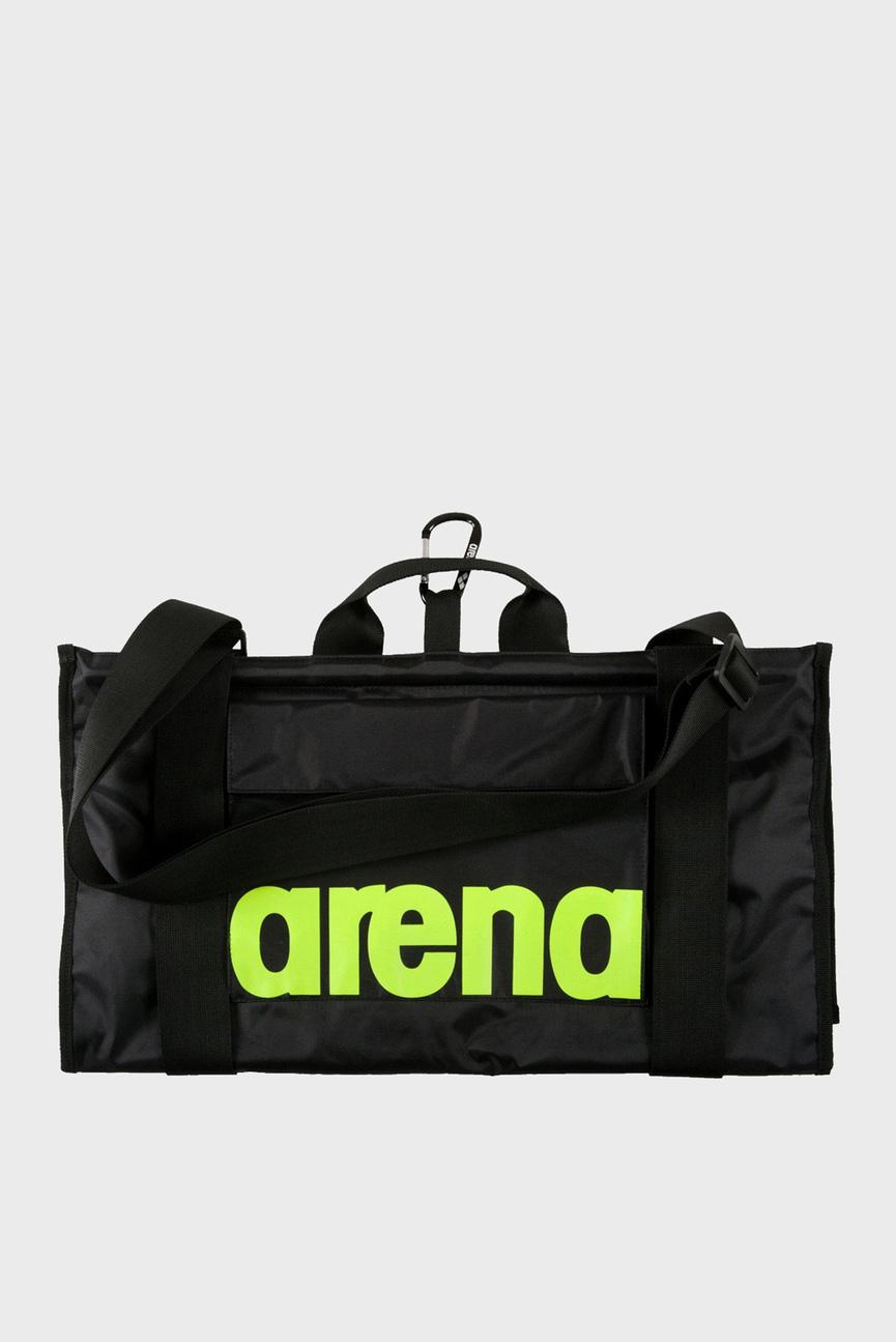 Черная спортивная сумка FAST ROLL