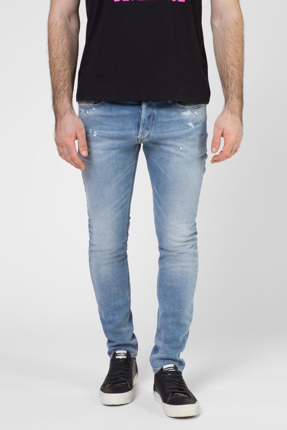 Мужские голубые джинсы TEPPHAR-X