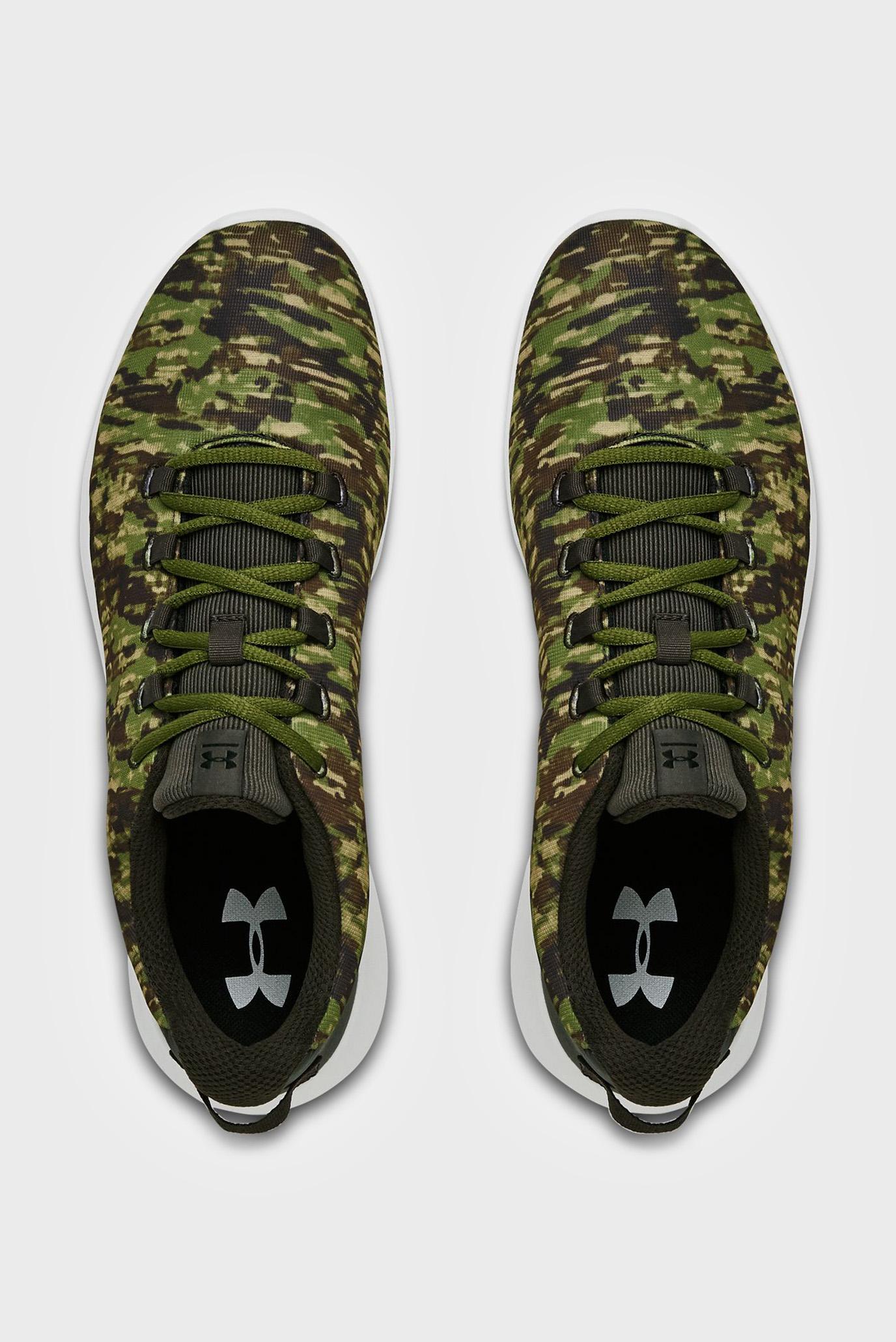Купить Мужские зеленые кроссовки UA Ripple NM PRNT Under Armour Under Armour 3022185-100 – Киев, Украина. Цены в интернет магазине MD Fashion