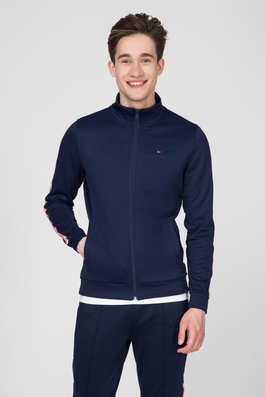 Мужская синяя спортивная кофта TJM TRACK