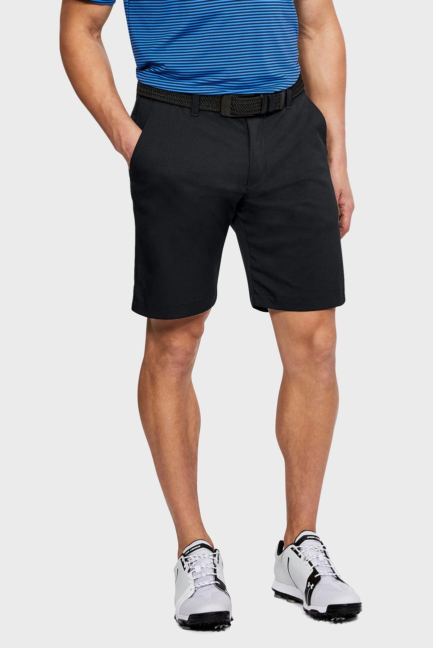 Мужские черные шорты UA Showdown Short