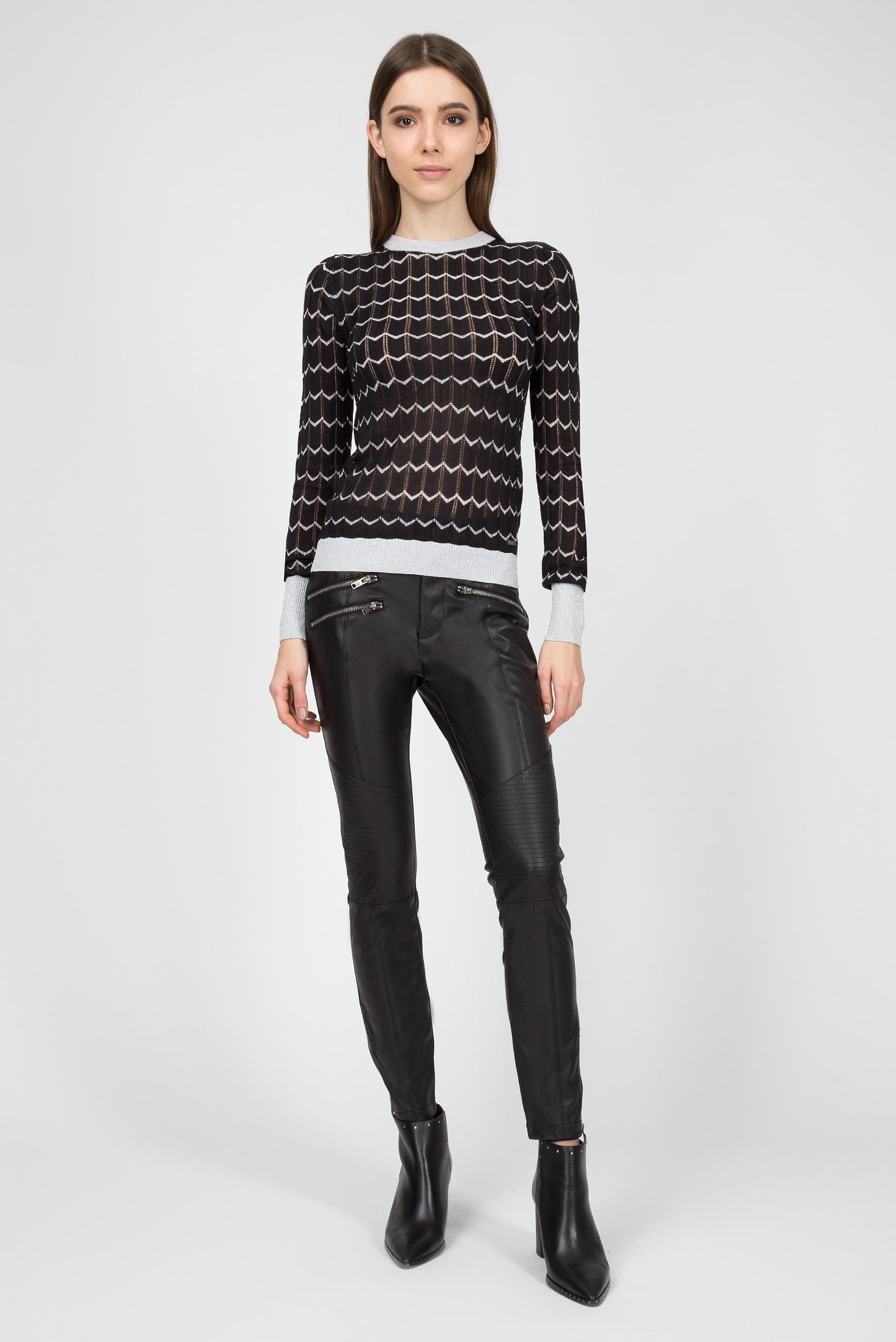 Купить Женский черный джемпер CORA Pepe Jeans Pepe Jeans PL701360 – Киев, Украина. Цены в интернет магазине MD Fashion