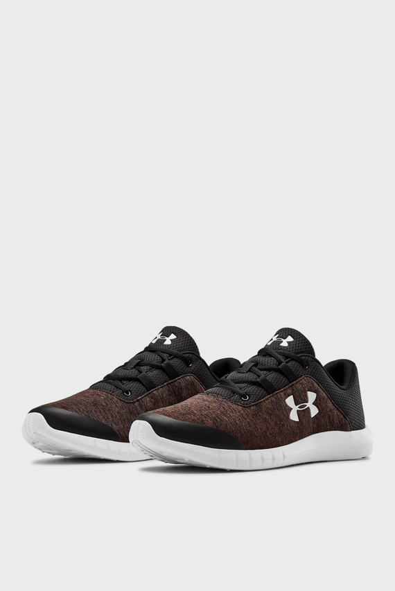 Мужские коричневые кроссовки UA Mojo