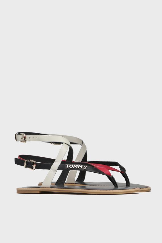 Женские кожаные сандалии ICONIC
