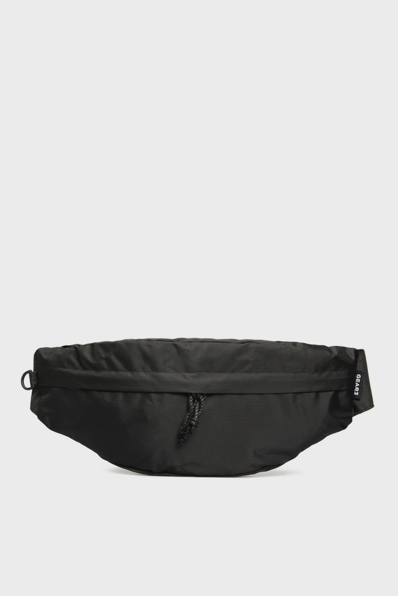 Черная поясная сумка WAIST BAG SMALL NYLON