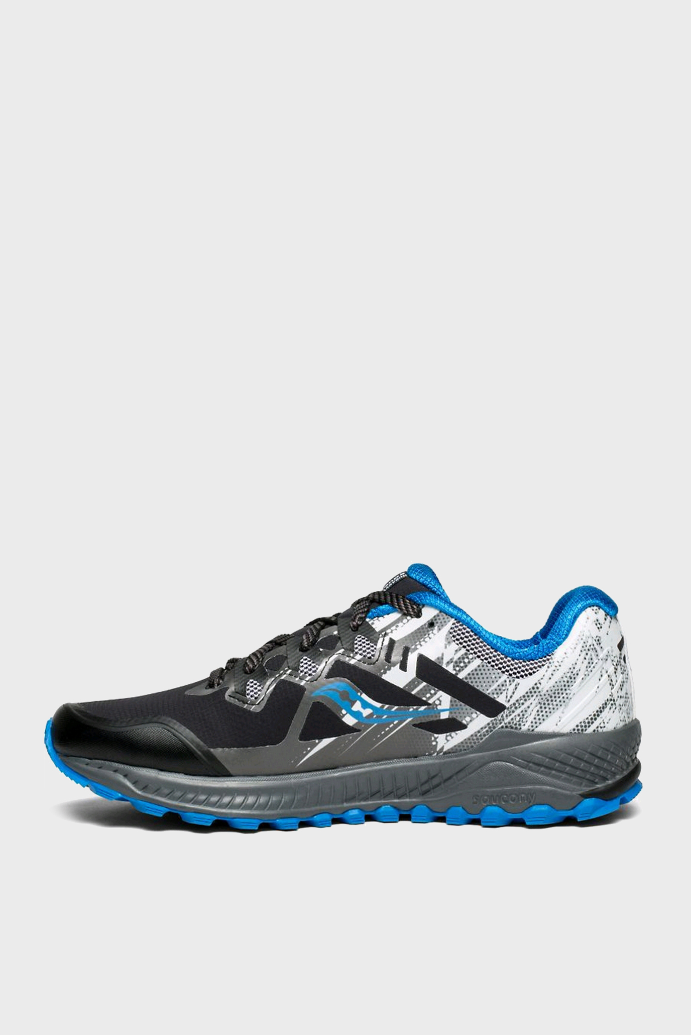 Купить Мужские черные кроссовки PEREGRINE 8 ICE+ Saucony Saucony 20450-1s – Киев, Украина. Цены в интернет магазине MD Fashion