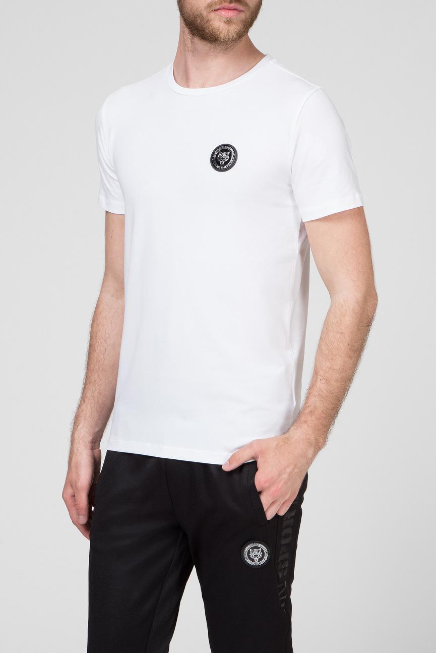 Мужская белая футболка STATEMEN