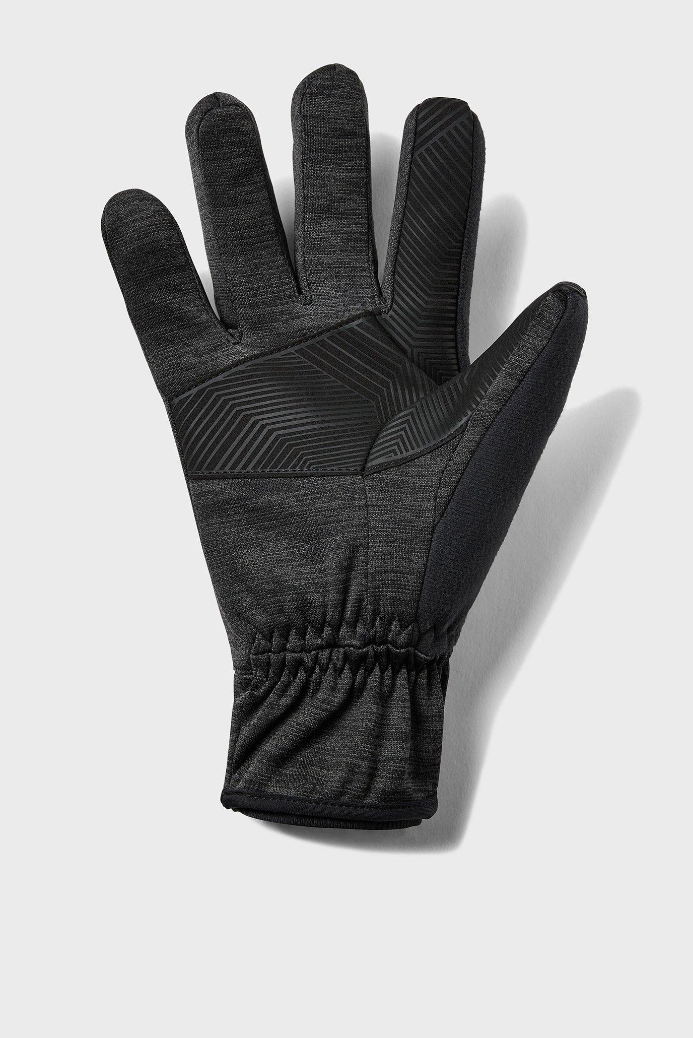 Купить Мужские черные перчатки CGI Storm Glove Under Armour Under Armour 1321239-002 – Киев, Украина. Цены в интернет магазине MD Fashion