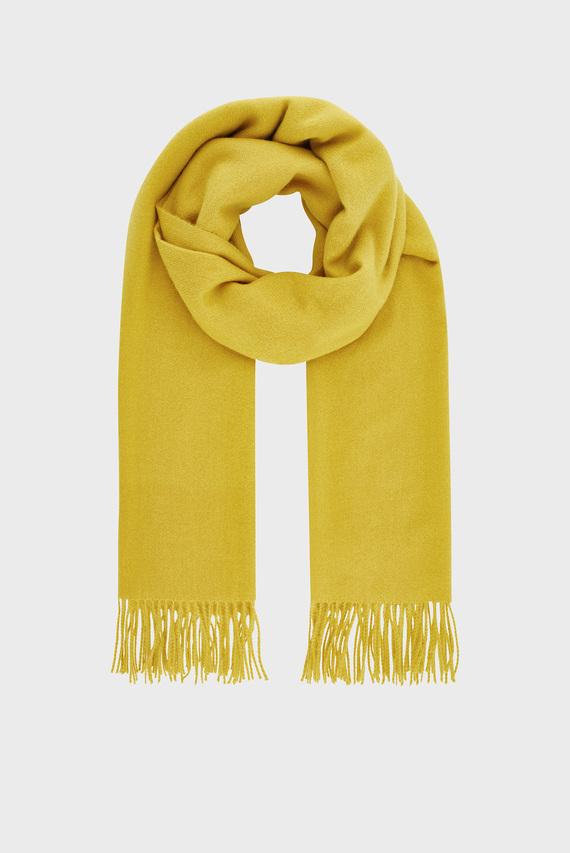 Женский зеленый шарф HOLLY SUPERSOFT BLAN
