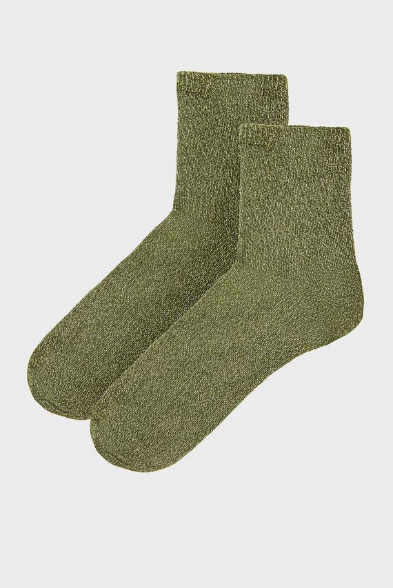 Женские зеленые носки SPARKLE SOCK