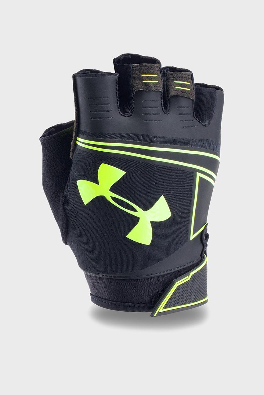 Мужские черные перчатки UA Coolswitch Flux