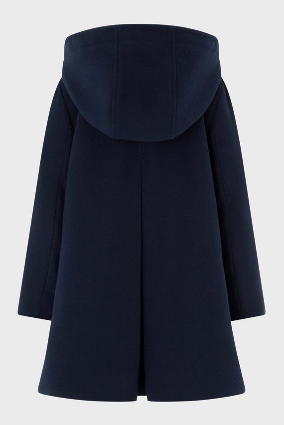 Детское темно-синее пальто Gwen Coat