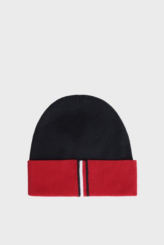 Мужская шапка TH RIB BEANIE MIX