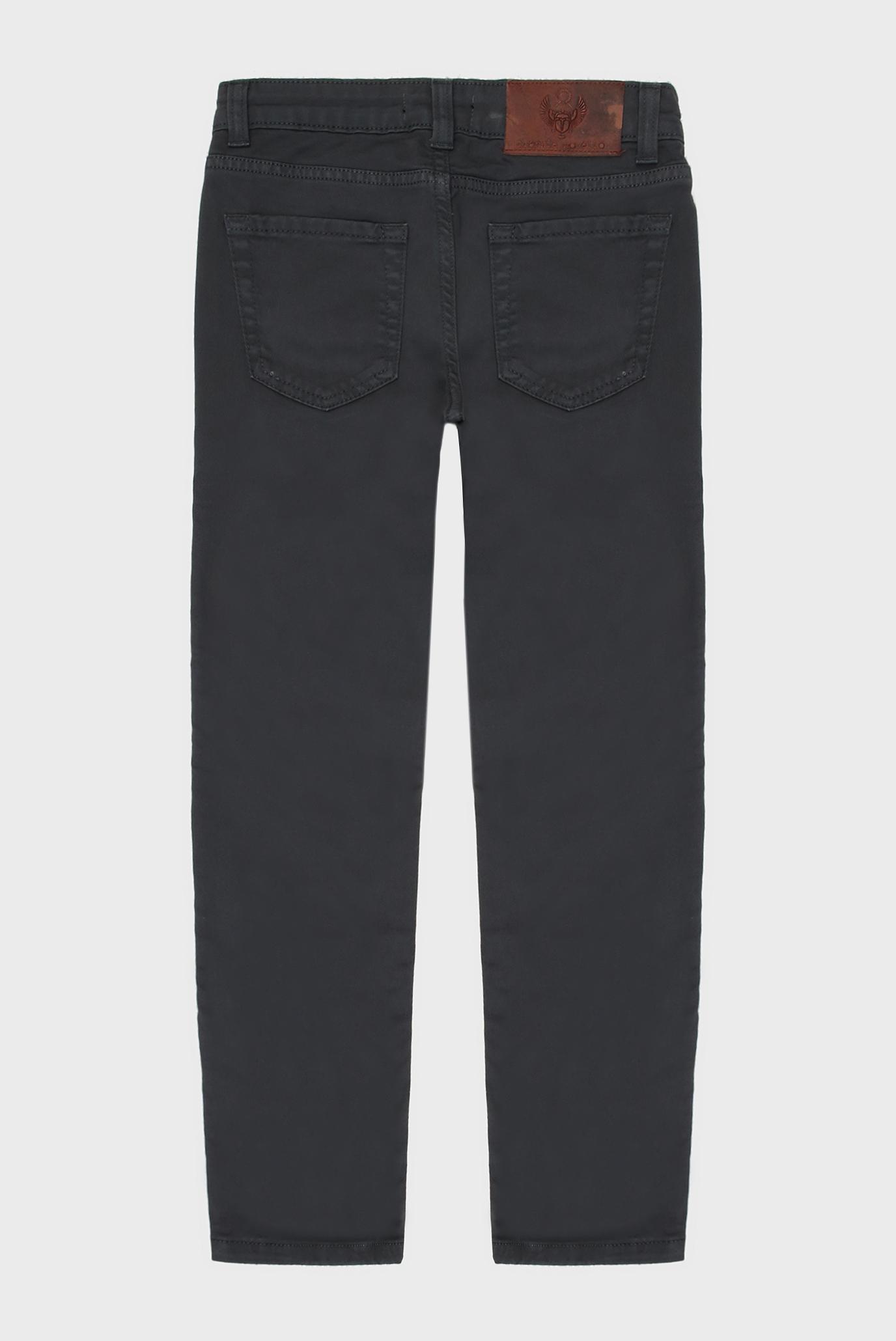 Дитячі сірі джинси Frankie Morello