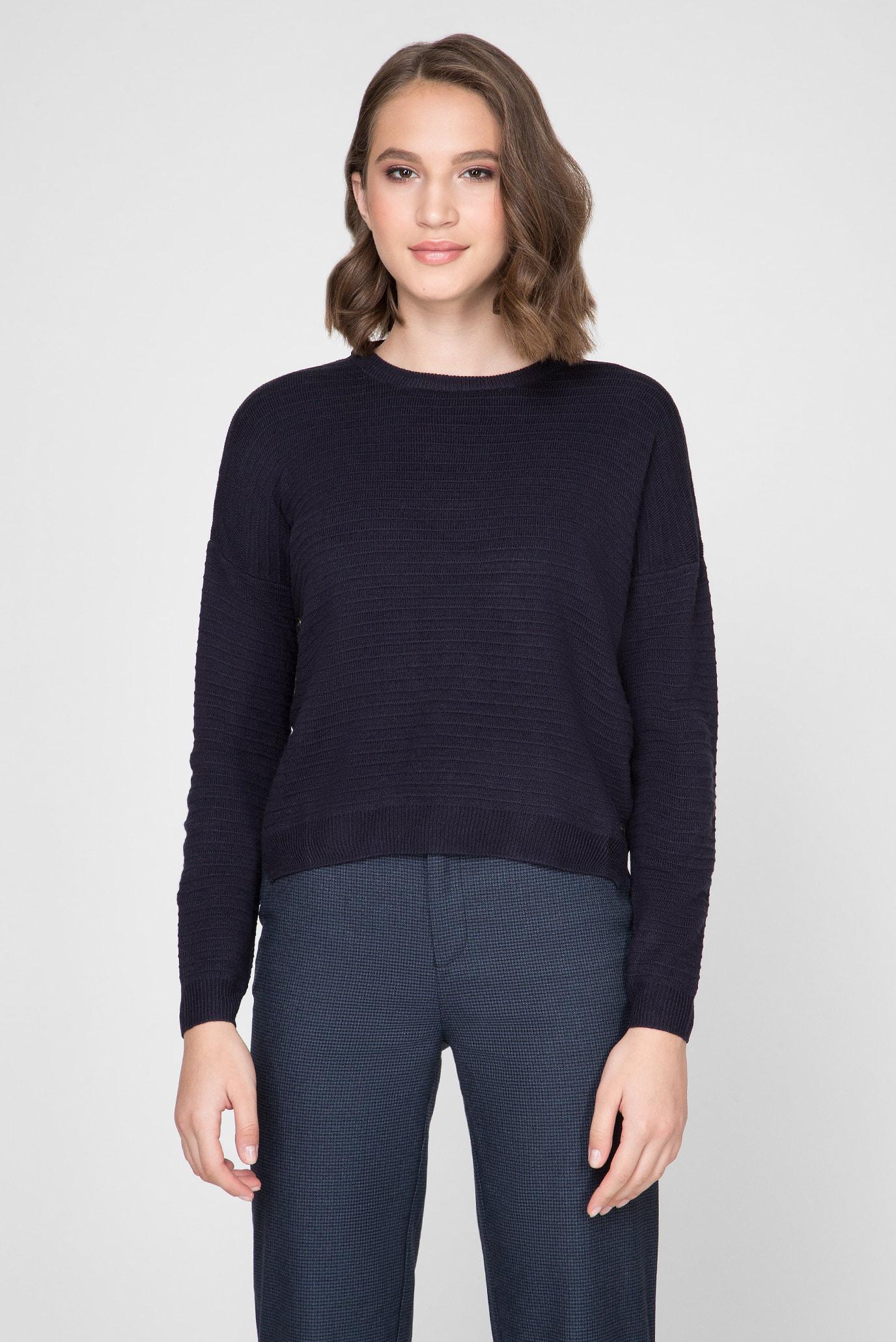 Женский темно-синий джемпер CELIA Pepe Jeans