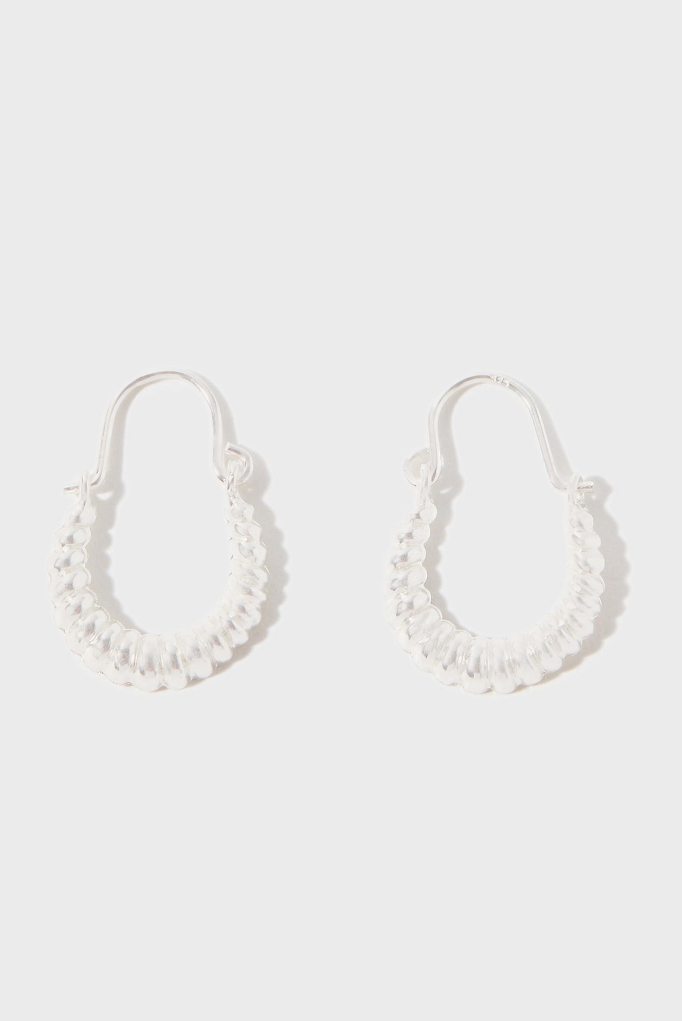 Жіночі срібні сережки ST STATEMENT FILIGRE 1