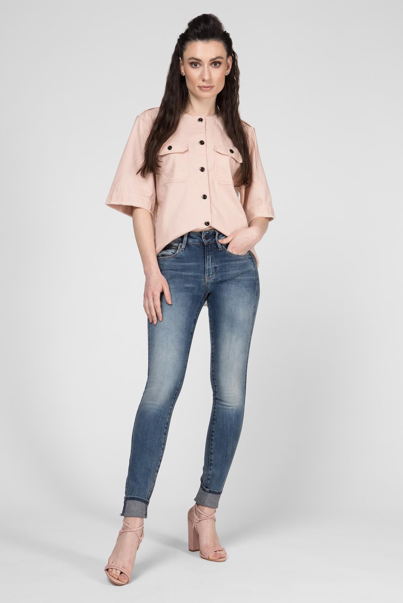 Купить Женская пудровая рубашка Beryl G-Star RAW G-Star RAW D14738,5977 – Киев, Украина. Цены в интернет магазине MD Fashion