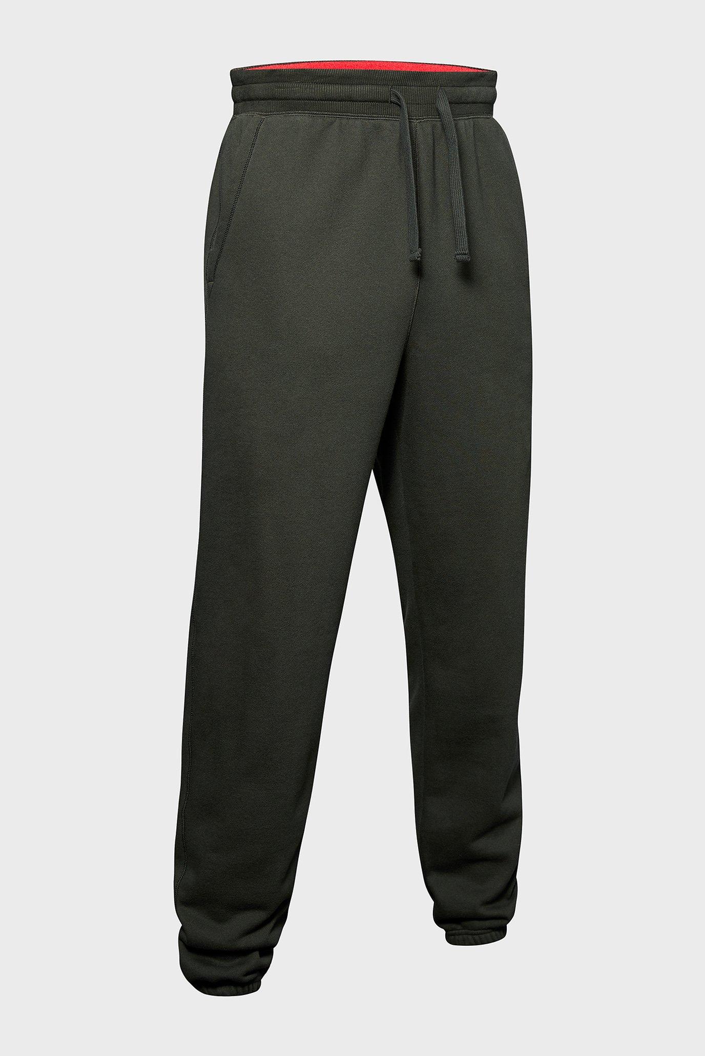 Купить Мужские зеленые спортивные брюки UA PERFORMANCE ORIGINATORS FLEECE Under Armour Under Armour 1345596-310 – Киев, Украина. Цены в интернет магазине MD Fashion