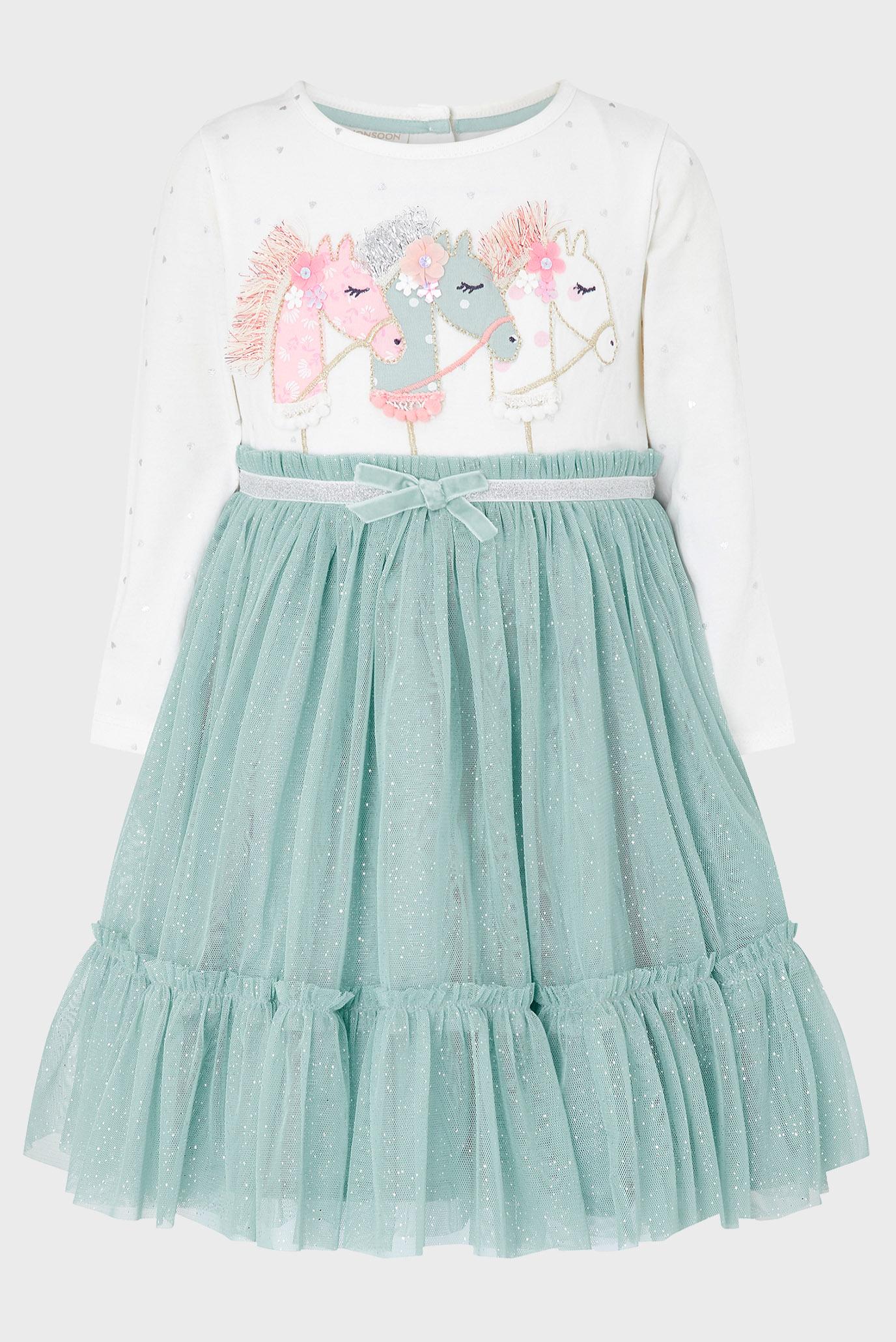 Дитяча сукня BABY UNICORN DISCO 1