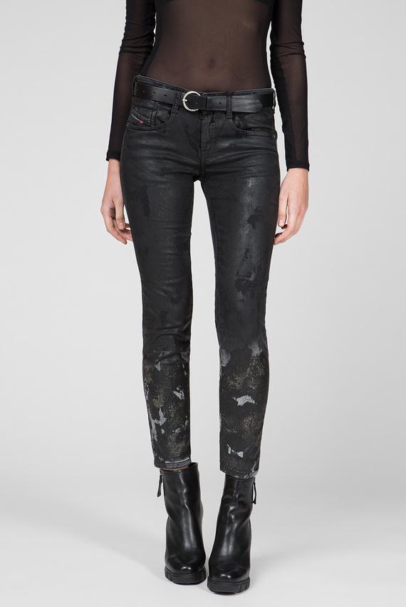 Женские темно-серые джинсы D-OLLIES-SP1-NE