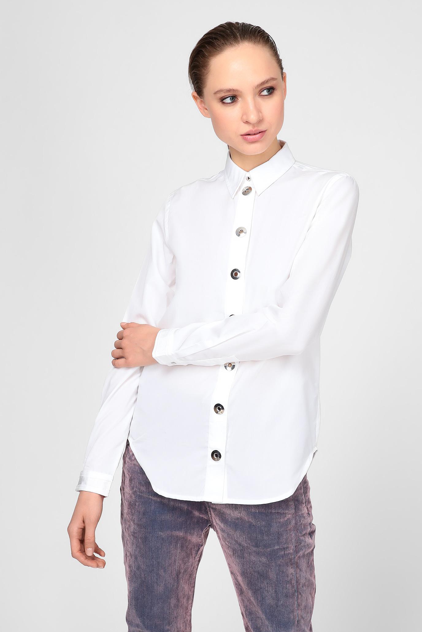 Женская белая рубашка C-MARION 1