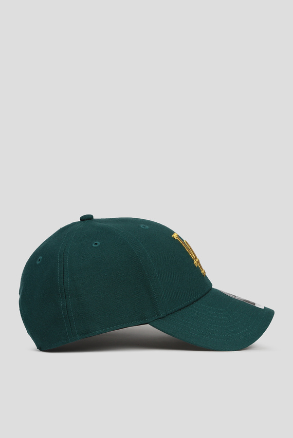 Зеленая кепка SNAPBACK METALLIC LOS ANGELES