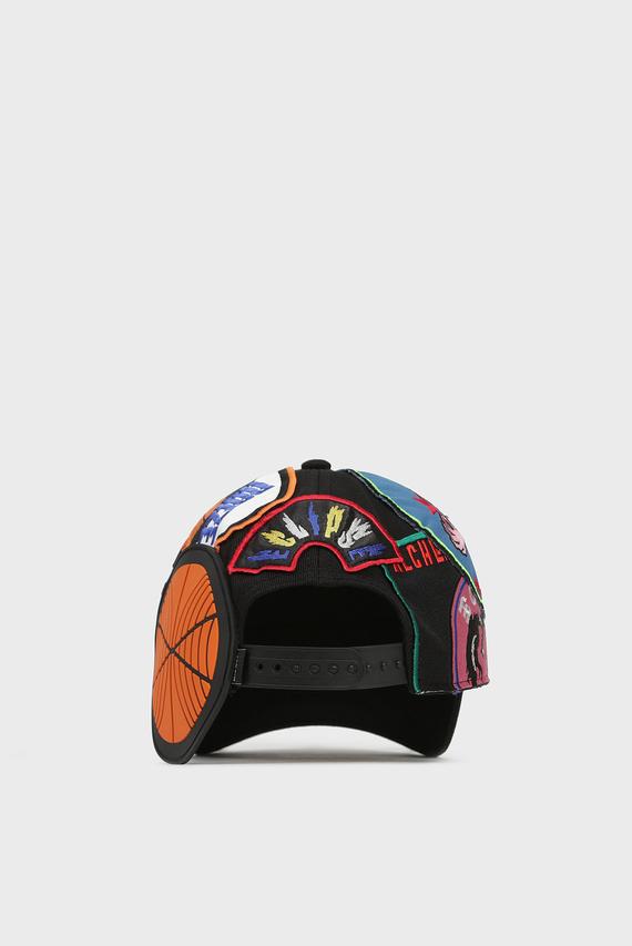 Черная кепка CEPAT CAPPELLO