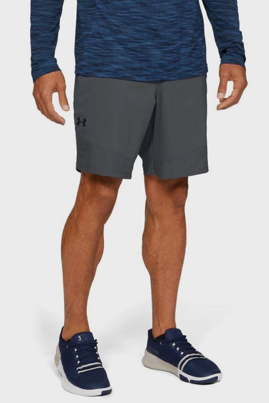 Мужские серые  шорты Vanish Woven Short