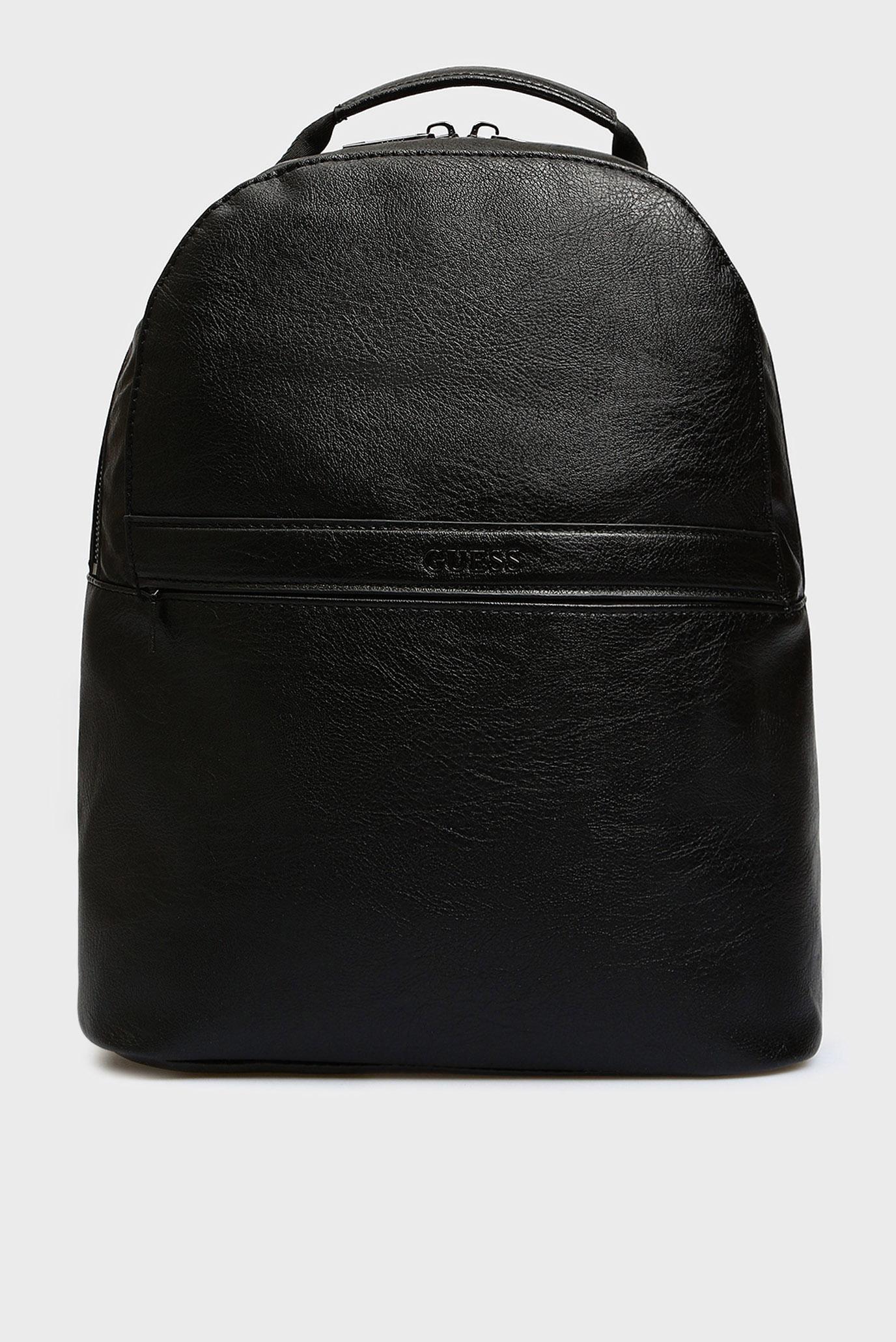 Купить Мужской черный рюкзак CITY COMPACT BACKPACK Guess Guess HM6716POL93 – Киев, Украина. Цены в интернет магазине MD Fashion