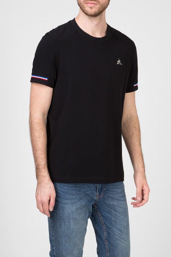 Мужская черная футболка TECH TEE SS N1