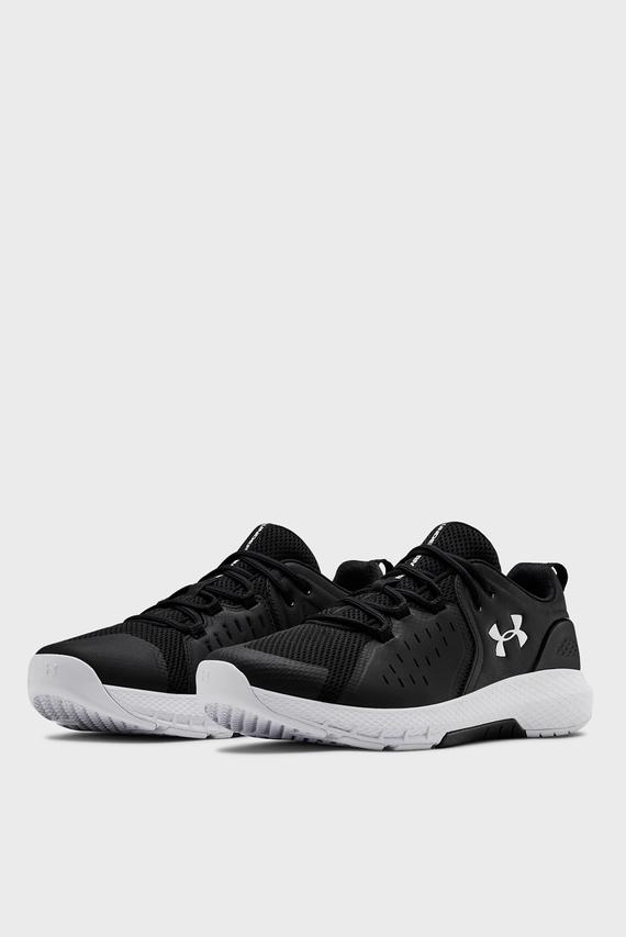 Мужские черный кроссовки UA Charged Commit TR 2.0