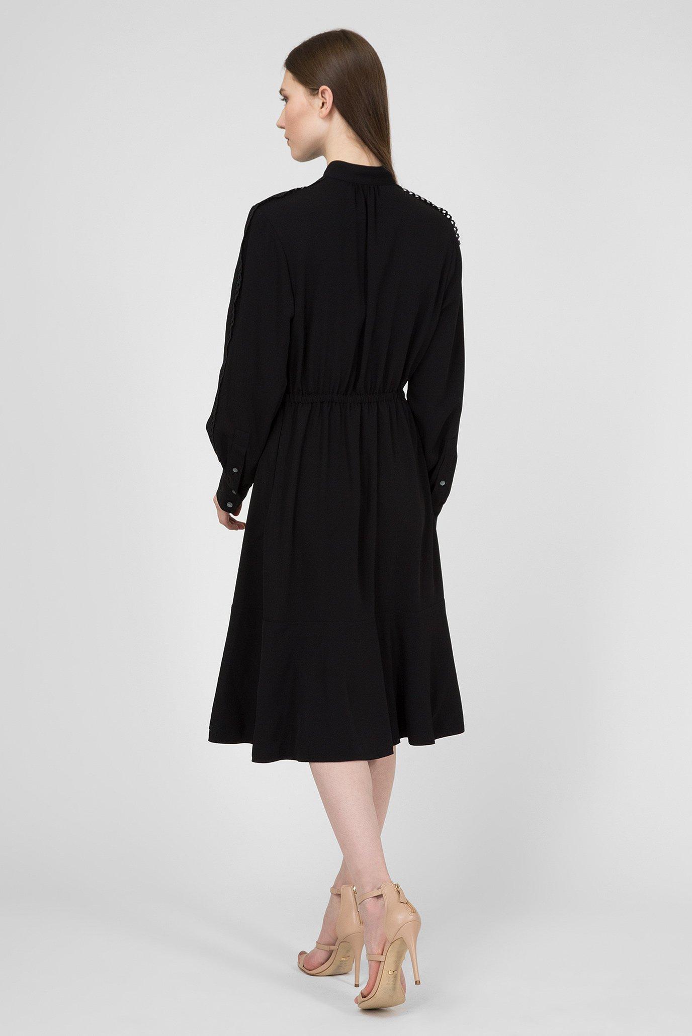 Женское черное платье Calvin Klein