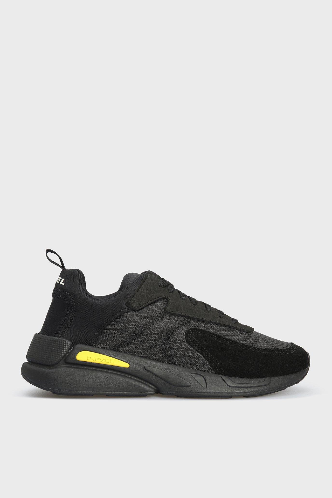 Мужские черные кроссовки S-SERENDIPITY 1
