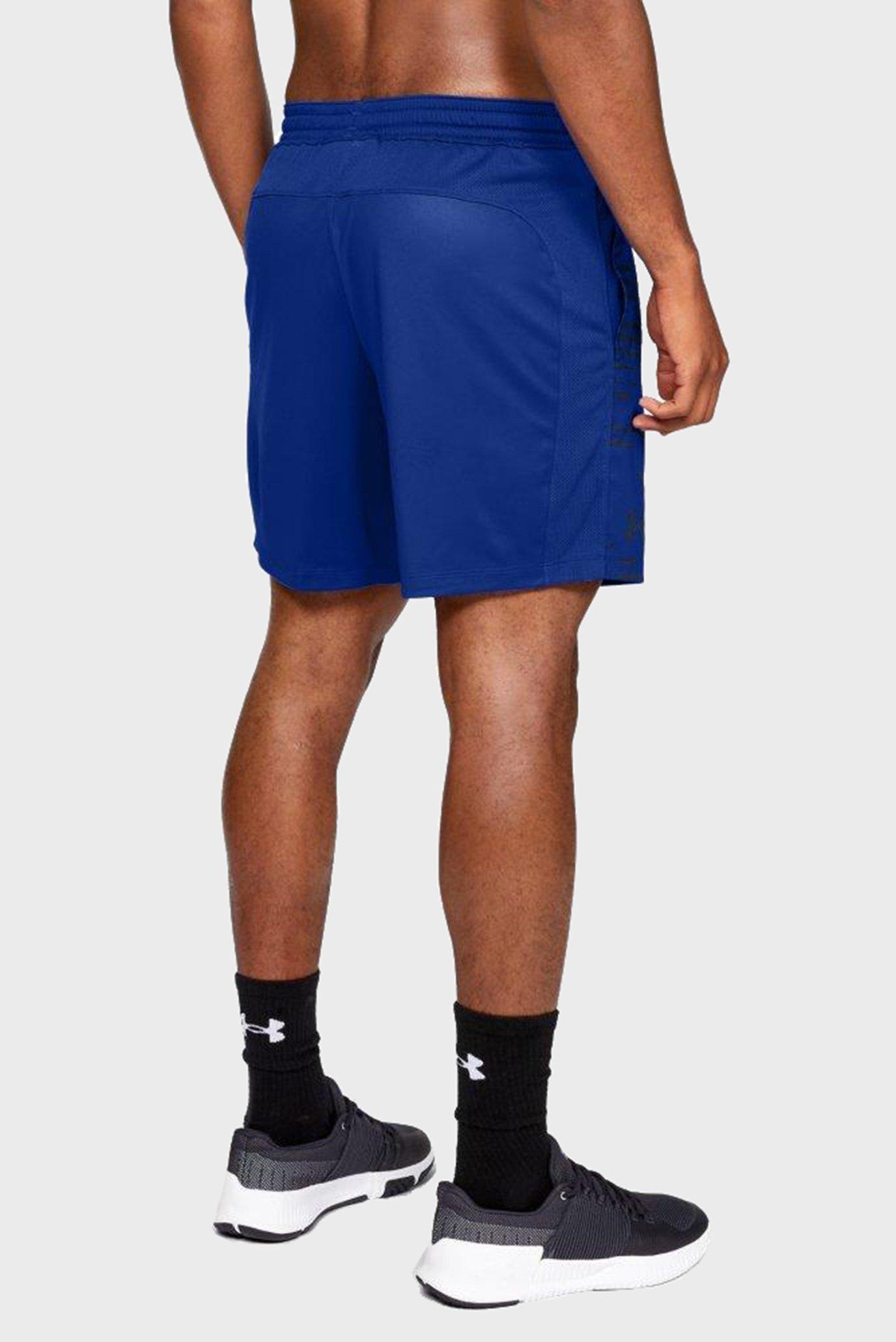 Купить Мужские синие спортивные шорты MK1 7in Short Camo Print Under Armour Under Armour 1322072-400 – Киев, Украина. Цены в интернет магазине MD Fashion