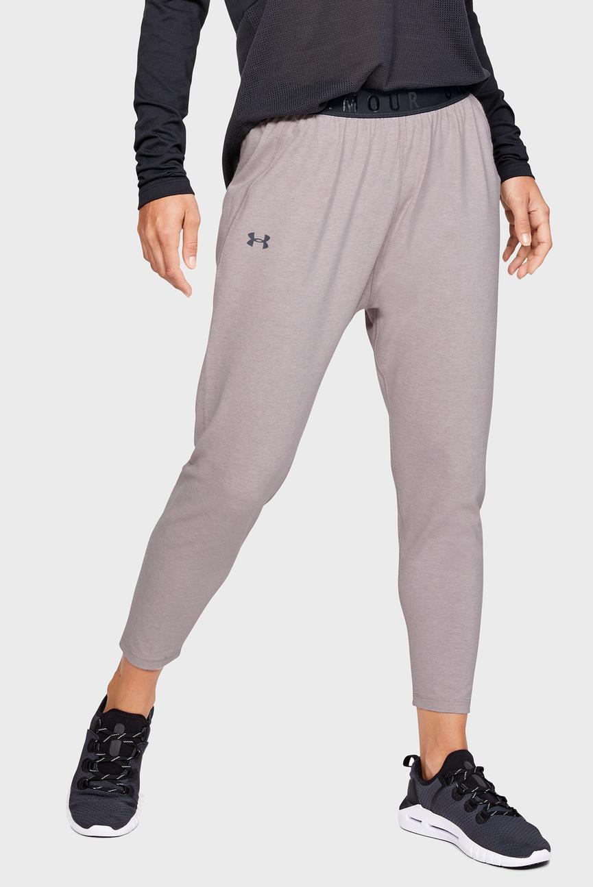 Женские серые спортивные брюки FAVORITE TAPERED SLOUCH