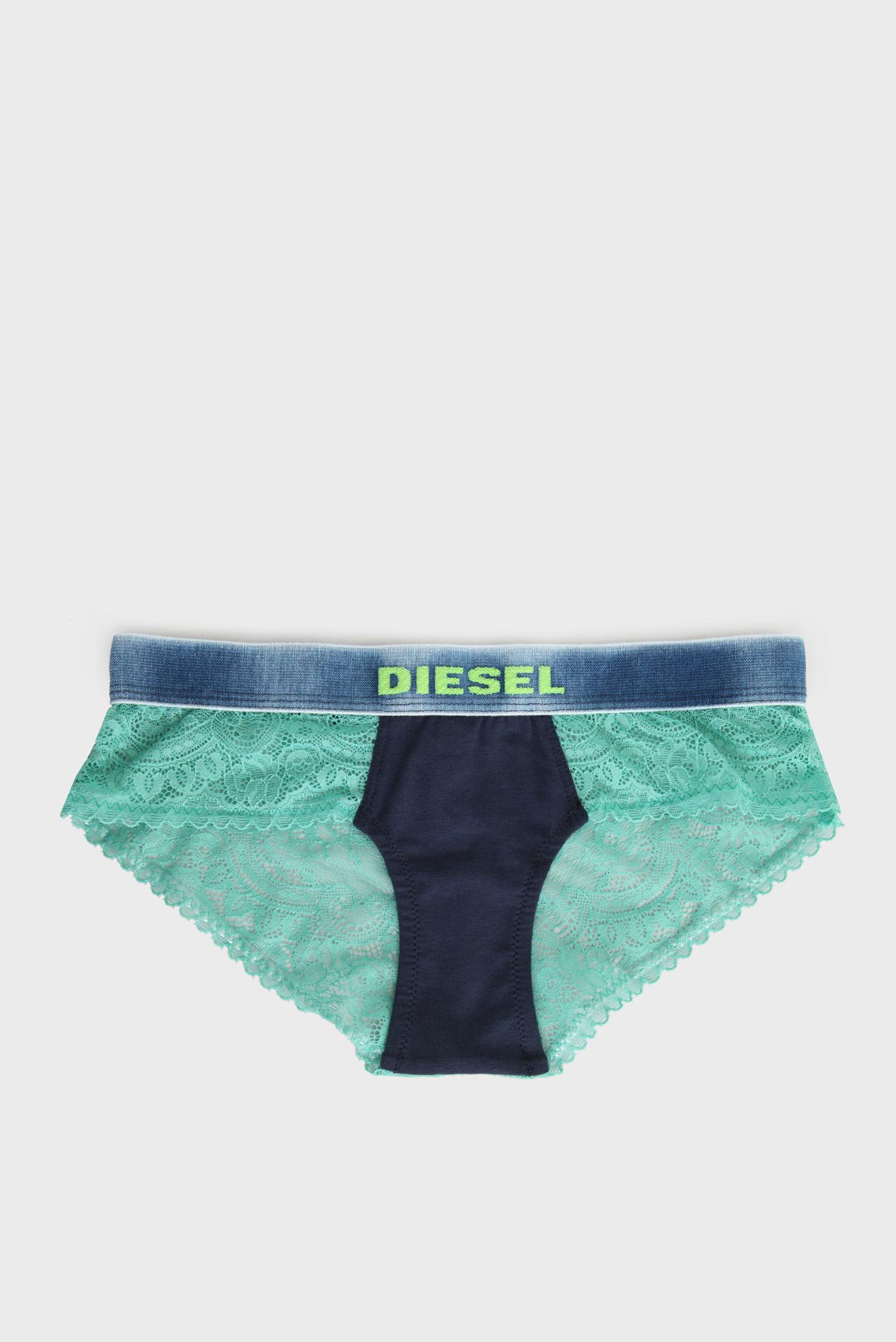 Купить Женские мятные кружевные трусики Diesel Diesel 00ST5U 0KANG – Киев,  Украина. Цены в интернет магазине MD Fashion eae31d66bcd