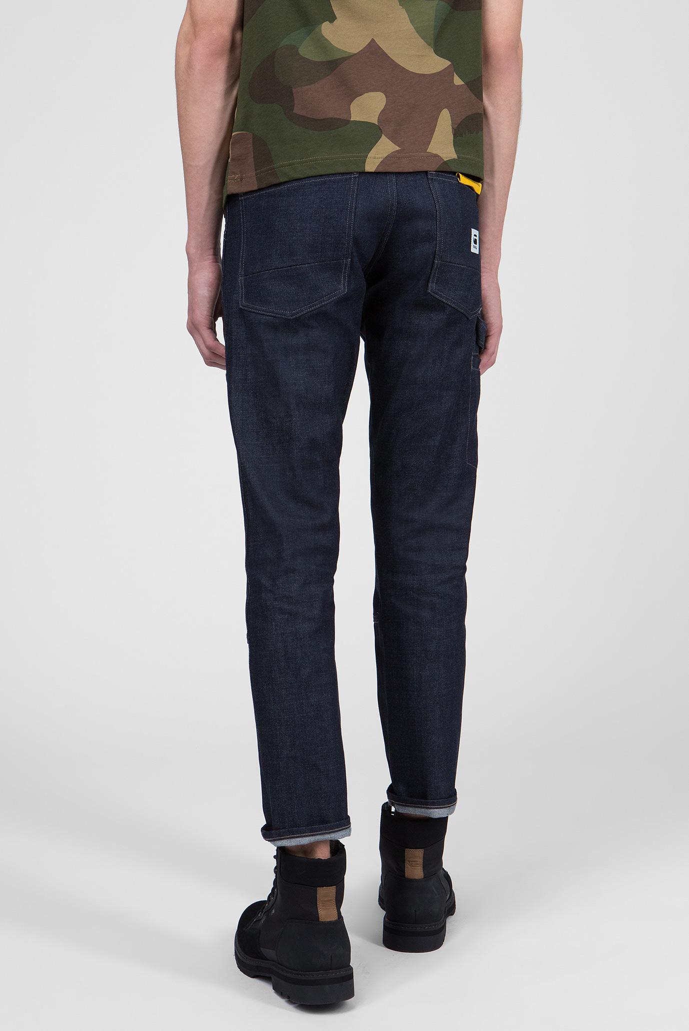 Купить Мужские темно-синие джинсы Faeroes Classic Straight Tapered  G-Star RAW G-Star RAW D11399,8595 – Киев, Украина. Цены в интернет магазине MD Fashion