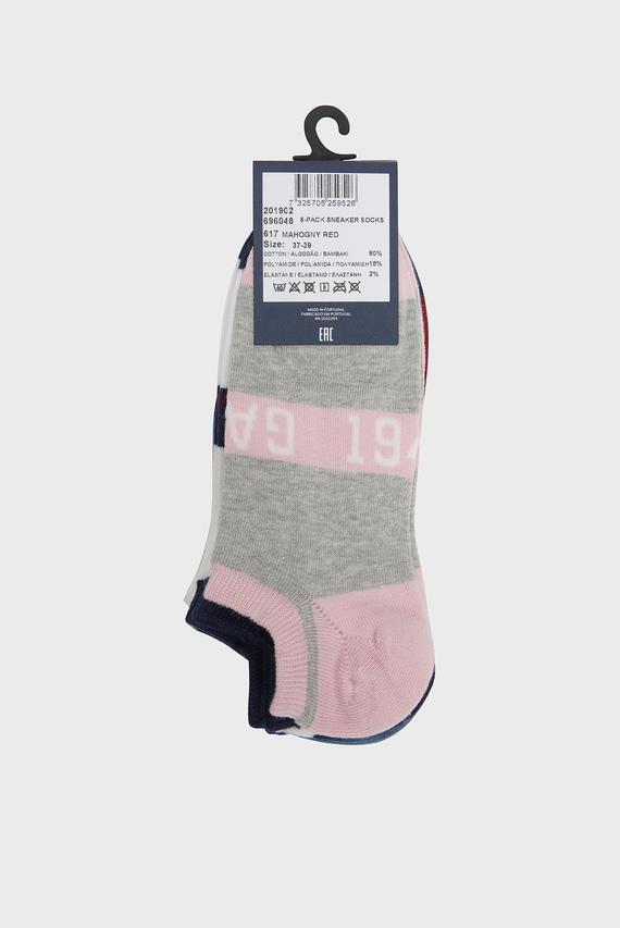 Женские хлопковые носки SNEAKER SOCKS (5 пар)