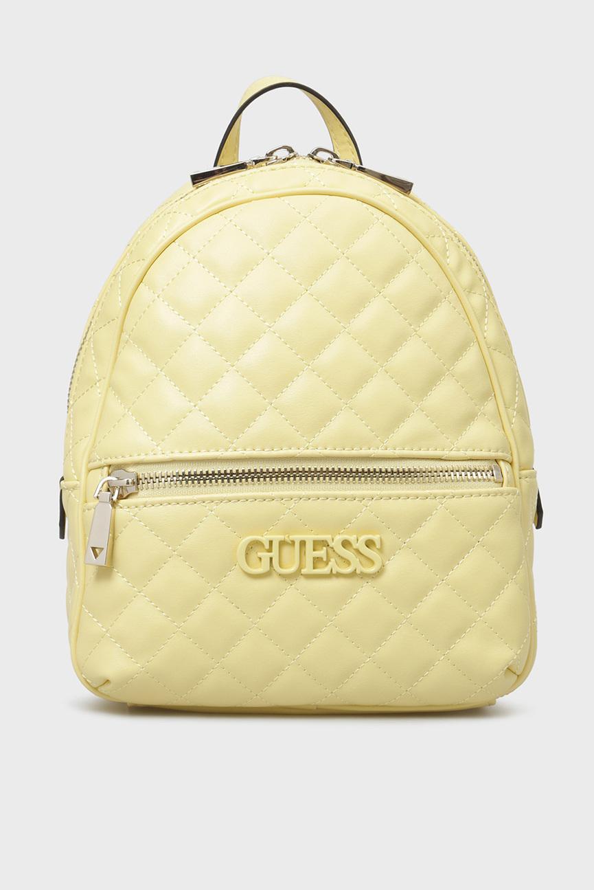 Женский желтый рюкзак ELLIANA