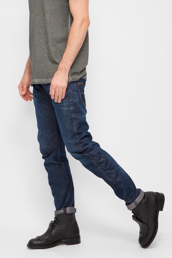 Мужские темно-синие джинсы Arc 3D Slim