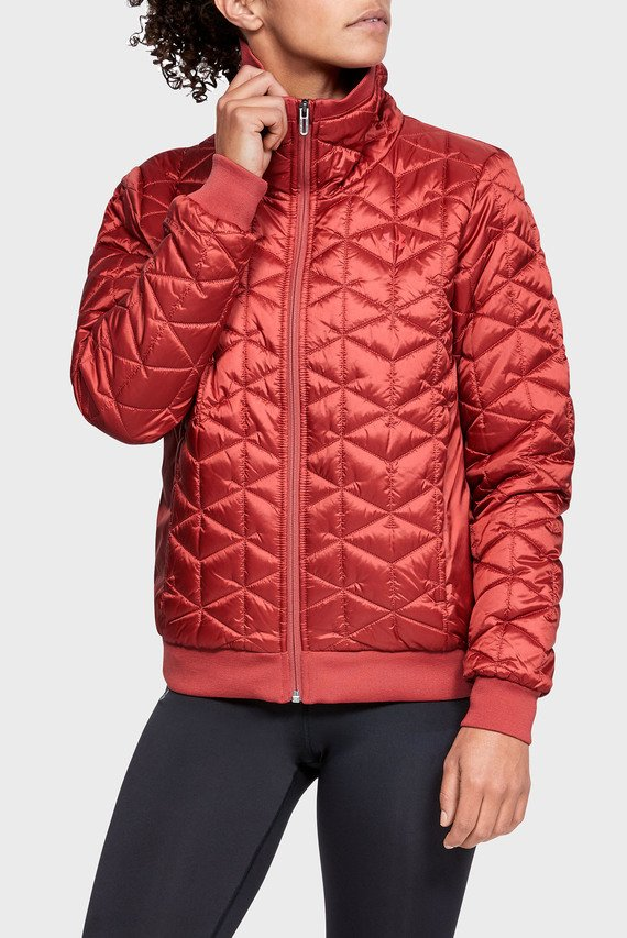 Женская красная куртка CG Reactor Performance Jacket