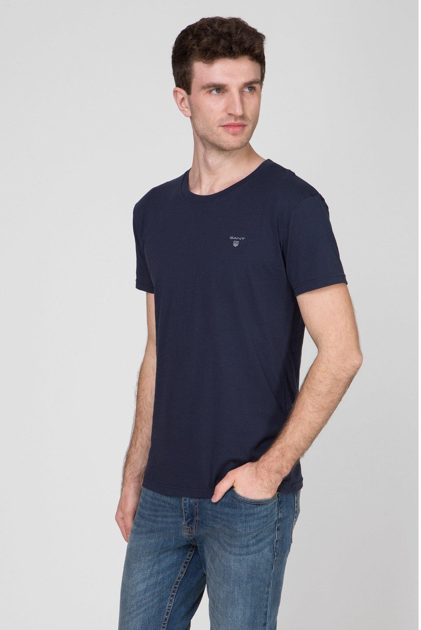 Чоловічі бавовняні футболки BASIC (2 шт) Gant